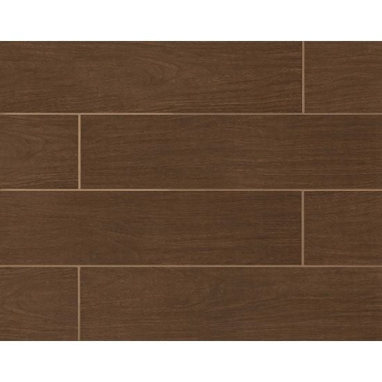 Bedrosians Heathland Collection Tile Walnut - American Fast Floors