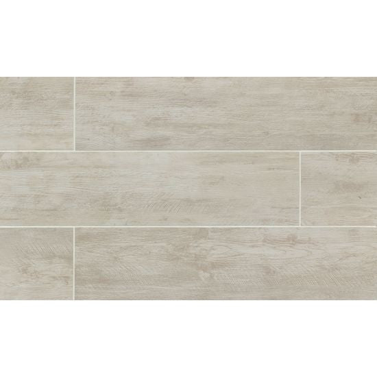 Bedrosians River Wood Tile Blanc - American Fast Floors