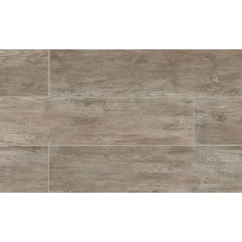Bedrosians River Wood Tile Taupe