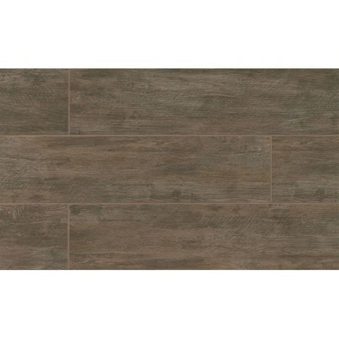 Bedrosians River Wood Tile Walnut