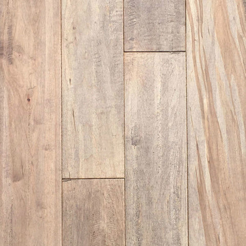 "Mullican Chatelaine 5"" Maple Taupe Solid Hardwood"