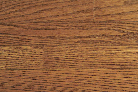 "Thornton Oak Cocoa Oak 2.25"" Solid Hardwood - American Fast Floors"