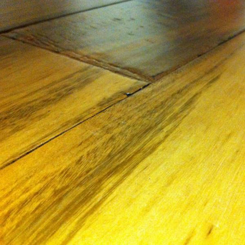 "IndusParquet Tigerwood without French Bleed 1/2"" x 5"" Handscraped Engineered Hardwood - American Fast Floors"
