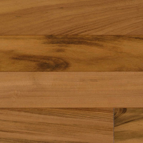 "IndusParquet Tigerwood 5/16"" x 3 1/8"" Solid Exotic Hardwood"