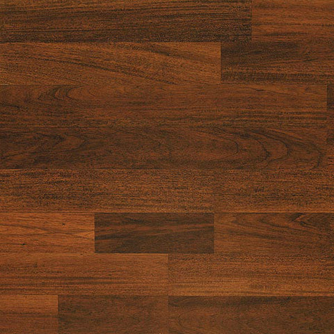 Quick Step Classic Everglades Mahogany 2-Strip Laminate Flooring - American Fast Floors