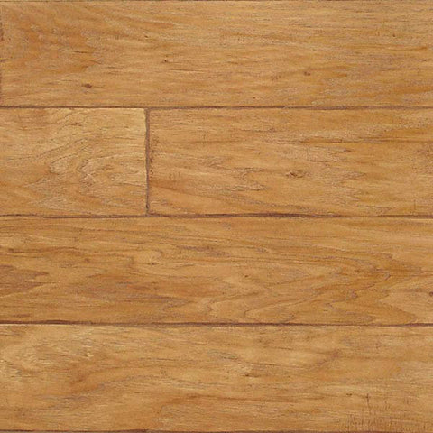 Quick Step Sculptique Sandy Blonde Hickory Laminate Flooring - American Fast Floors
