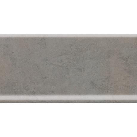 "Marazzi Stone Collection 6""x12"" Anthracite Cove Base"