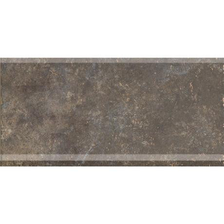 "Marazzi Walnut Canyon 6""x13"" Multi Cove Base"