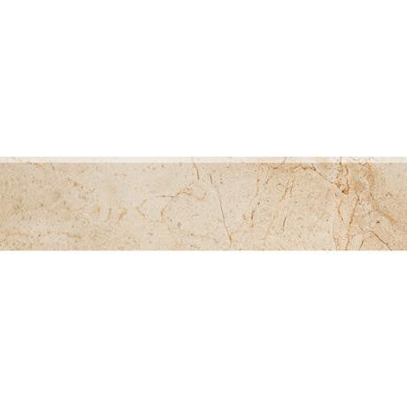 "Marazzi Timeless Collection 3""x13"" Marfil Cream Bullnose - American Fast Floors"