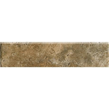 "Marazzi Archaeology 3""x13"" Chaco Canyon Bullnose - American Fast Floors"
