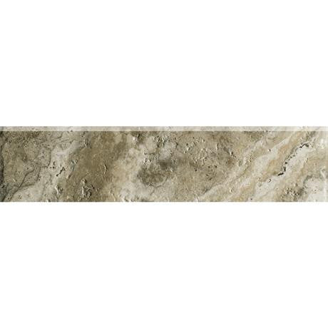 "Marazzi Archaeology 3""x13"" Crystal River Bullnose"