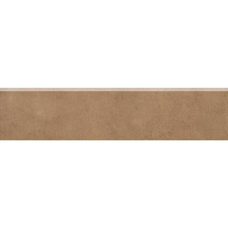 "Marazzi Essentials 3""x12"" Blissful Brown Bullnose"