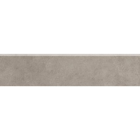 "Marazzi Essentials 3""x12"" Graceful Grey Bullnose"
