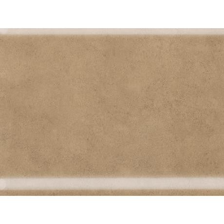 "Marazzi Essentials 6""x12"" Blissful Brown Cove Base"