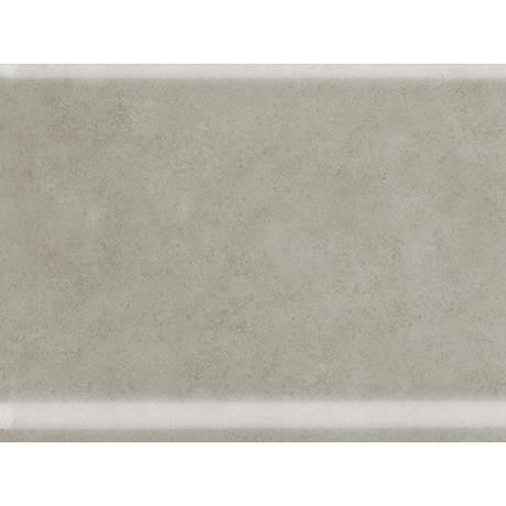 "Marazzi Essentials 6""x12"" Graceful Grey Cove Base"