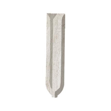 "Marazzi Silk 1""x6"" Elegant Cove Base In-Angle"