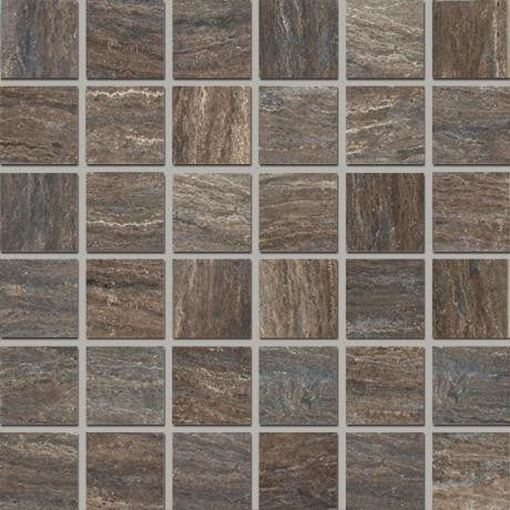 "Marazzi Silk 12""x12"" Distinguished Square Mosaic"
