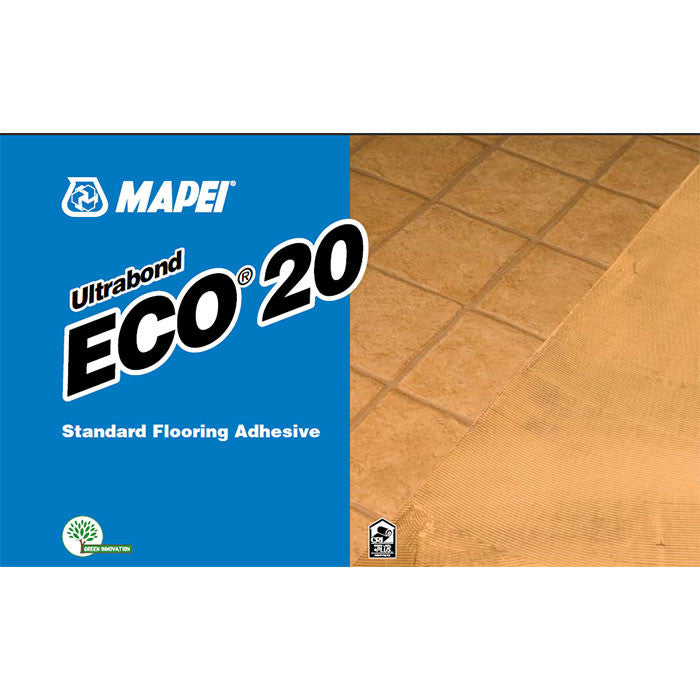 Mapei Ultrabond ECO 20 - 4 -1 Ga Pouches - American Fast Floors