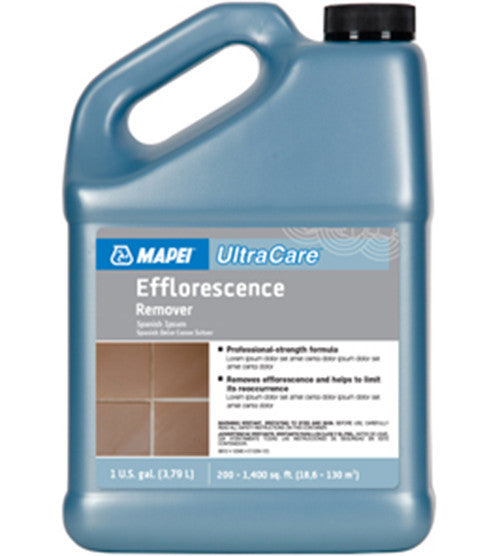 Mapei Ultracare Efflorescence Remover - 1 Ga Jug - American Fast Floors