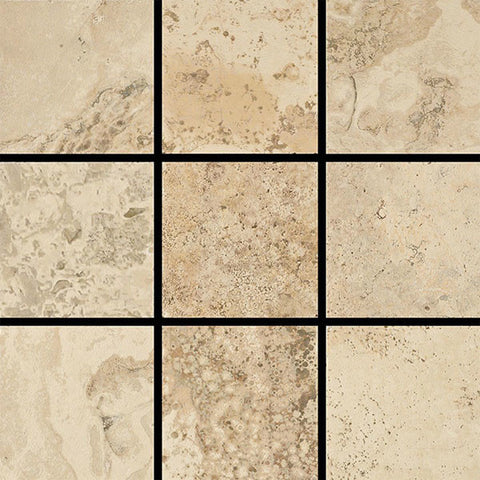 "Versailles 12""X12"" Nocce Mosaic - American Fast Floors"
