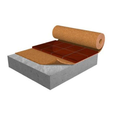 Acousticork S130 13Mm Sound Control Underlayment - 3' X 2' Sheet