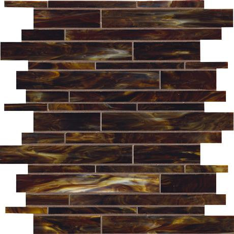 "Marazzi Catwalk 12""x12"" Walnut Wedge Field Tile"