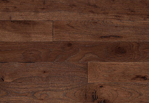"Weston Twine Hickory 2.25"" Solid Hardwood - American Fast Floors"
