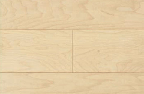 "Wilson Maple Natural Maple 5"" Engineered Hardwood"