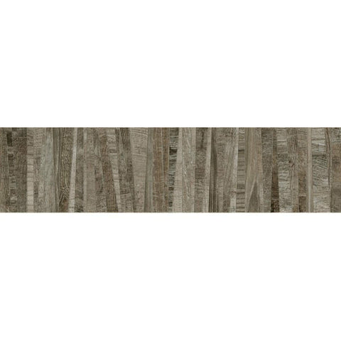 "Yellowstone 10""X40"" Rectified Royal Grey Cottage Floor Tile - American Fast Floors"