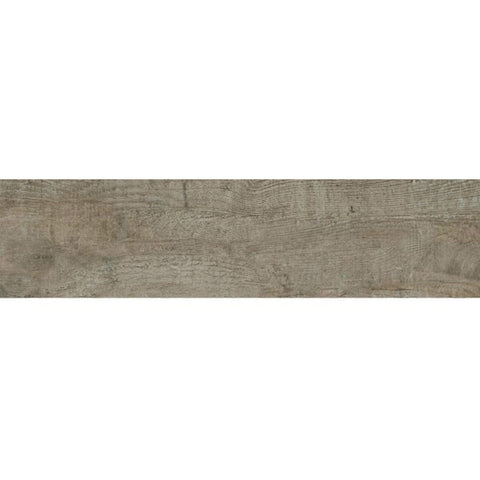 "Yellowstone 10""X40"" Rectified Royal Grey Floor Tile"