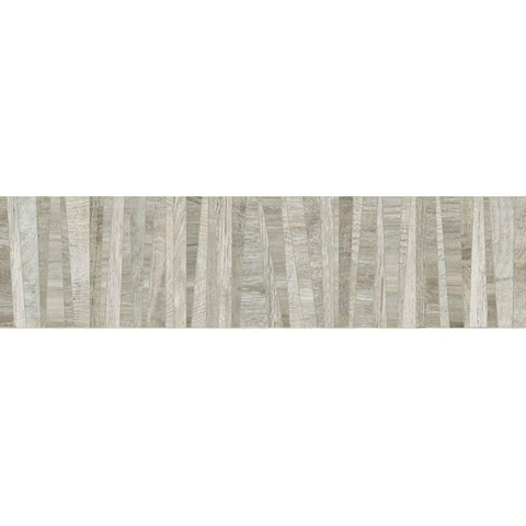 "Yellowstone 10""X40"" Rectified Silver Grey Cottage Floor Tile - American Fast Floors"