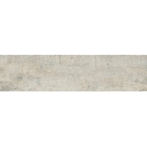 "Yellowstone 10""X40"" Rectified Silver Grey Floor Tile"