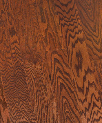 From the Forest  Brown Sugar Red Oak - American Fast Floors