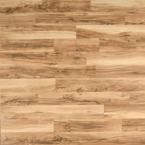 "Quick Step Classic Snd Flaxen Spalted Mpl 5/16""+2mm Pad X7 1/2""X 47 1/4"" Laminate Flooring - American Fast Floors"
