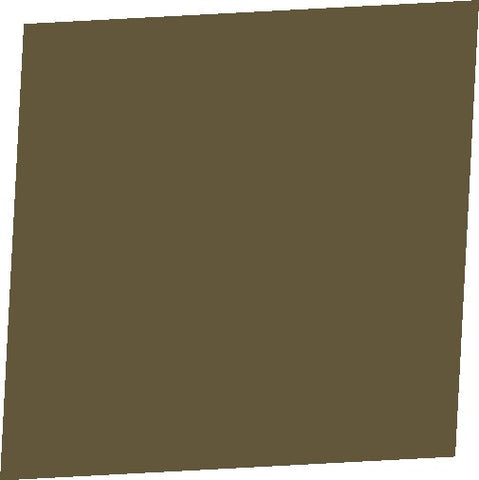 "Color Collection Matte 6""X6"" Cocoa Surface Bullnose Angle"