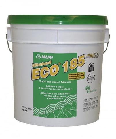 Mapei Ultrabond ECO 185 - 4 -1 Ga Pouches - American Fast Floors