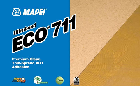 Mapei Ultrabond ECO 711 - 4 -1 Ga Pouches - American Fast Floors