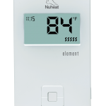 Nuheat Element Non-programmable Dual-voltage Thermostat Nuhb26 - American Fast Floors