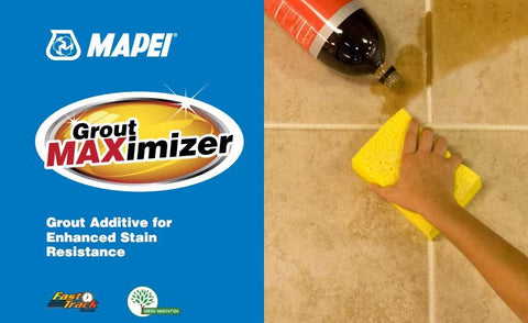 Mapei Grout Maximizer - 64 Oz Jug - American Fast Floors