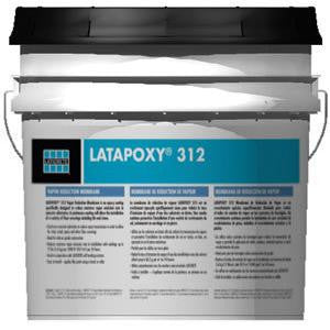Laticrete Latapoxy 312 Vapor Reduction M (Pail/3.5Gal/13.3Lt) - American Fast Floors
