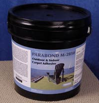 M-2850 Outdoor And Indoor Carpet Adhesive