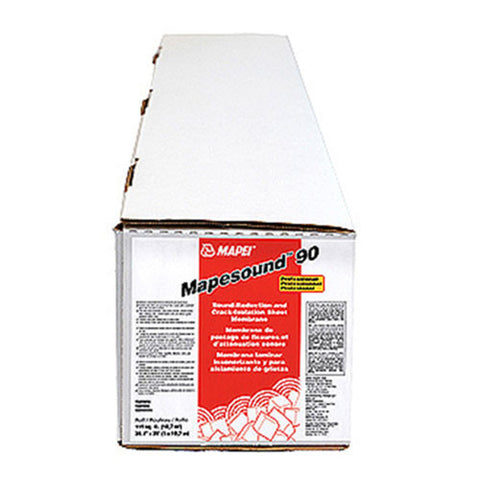 Mapei Mapesound 90 Sound Reduction and Crack Isolation - American Fast Floors