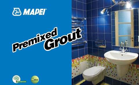 Mapei Premixed Grout - 0.5 Ga Pail - American Fast Floors