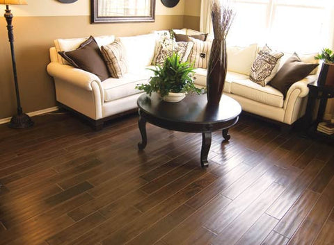 From the Forest Saddle Hickory - American Fast Floors