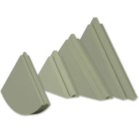 LATICRETE HYDRO BAN PREFORMED SHELF (7X7IN TRIANGLE)