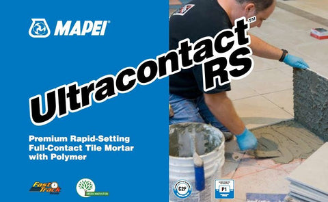 Mapei Ultracontact RS- 50 lb Bag Grey - American Fast Floors