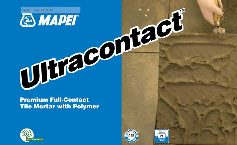 Mapei Ultracontact - 50 lb Bag - American Fast Floors