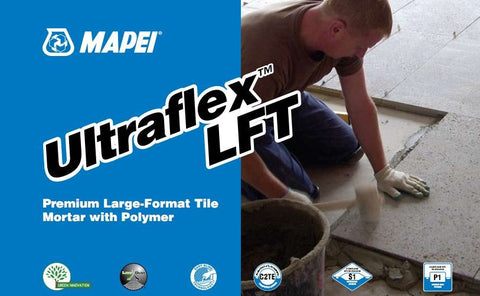 Mapei Ultraflex LFT - 50 lb Bag White - American Fast Floors