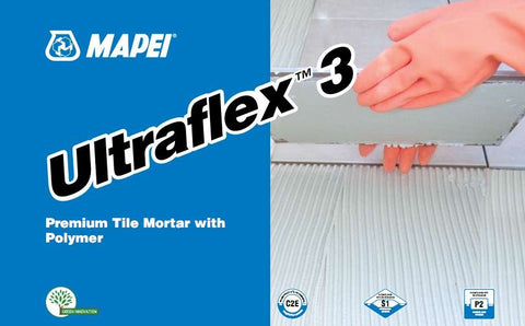 Mapei Ultraflex 3 - 50 lb Bag - American Fast Floors
