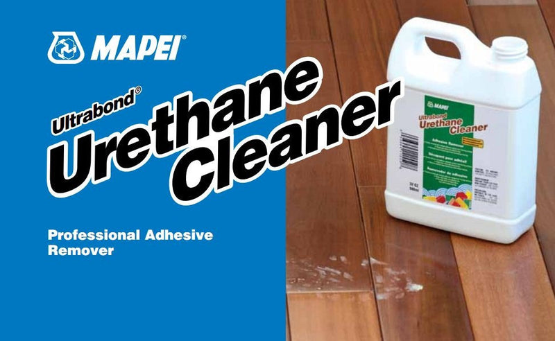 Mapei Ultrabond Urethane Cleaner - 32 oz Jug - American Fast Floors